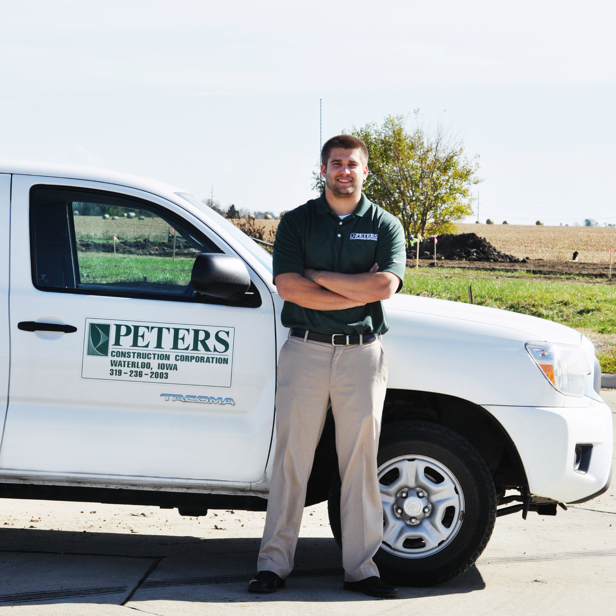 Peters Construction Corporation, Jon Paulson
